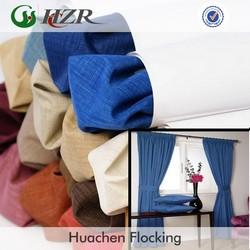Stocklot cationic fabric polyster woven PA coating Oeko-Standard 100 cartificated blackout fabric making drapery