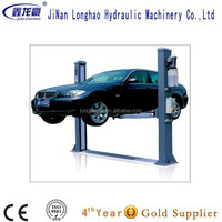 Hot sale 2 post hydraulic lift for car wash