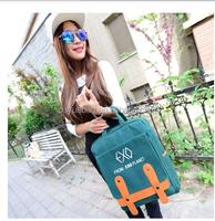 2015 new fanshion korean preppy style shoulders backpack