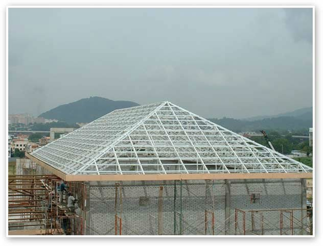 Roof Tile Trusses Insulation Foil And Ventilator Buy