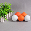 Plastic bouncing balls with flashing light for wholesales