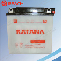 Factory Price of 12V YUASA Motorcycle Battery from China Suppliers