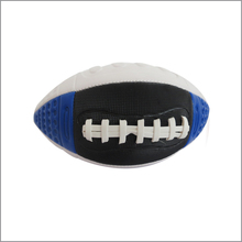 New rugby ball for promotional activity