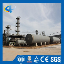 Safe and reliable continous industrial distillation equipment of good quality