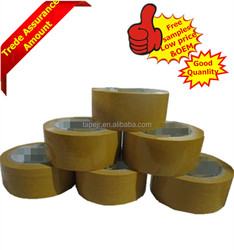 BOPP Brown Packing Tape (BOPP Film and Water-based Acrylic)