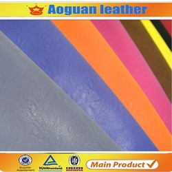 gorgeous classical synthetic leather for ladies shoe man shoe flock leather for shoes pu flock leather