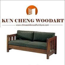 Móveis hobby lobby conjunto de sofá de madeira desenhos de estilo francês sofá estrutura de madeira de carvalho