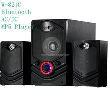 Home Cinema with USB/SD/FM/2MIC/REMOTE CONTROL/LED DISPLAY