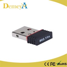 2015 Supplier Price China Mini Wireless Usb Adapter