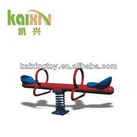 2015 Kaixing Cheap kids outdoor seesaw toy
