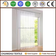 Sheer Curtain Voile Window Curtains screens white 300cm