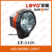 """4"""" 35/55W HID Xenon Work Light off Road Driving Work Lamp Motorcycle SUV ATV Driving Lights Ultra Bright HID Lights"""
