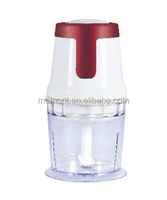 with plastic jug hand held electric vegetable chopper