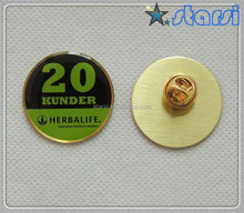 Cheap custom metal collar lapel pins
