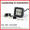 nssc super bright Tractor Light emergency vehicles LED Work Lamp