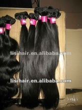 Top quality 100 percent human hair wholesale price