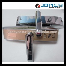 Elegant design Zinc alloy die-casting electronic Hotel lock system