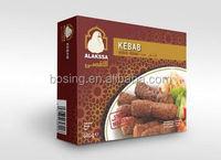 Kebab packaging/food packaging box