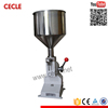 T&D A03 contemporary manual ointment cream filling machine