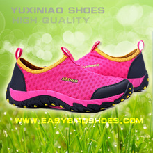 new style fashion stylish outdoor walk on water shoes, mesh shoes, hiking shoes walking sport for men women on the beach