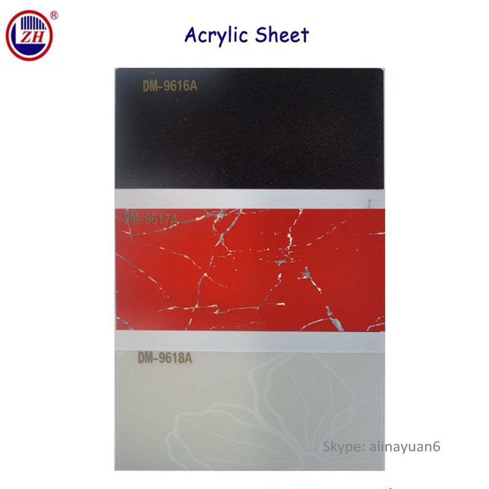 1mm Thickness Plastic Acrylic Sheet Used For Kitchen