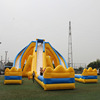 2015 commercial adult size inflatable water slide for sale