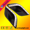 Factory direct sales high quality auto led drl fog light for Chevrolet Sail 2015 car grille led daytime running lights