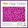 100% polyester velvet upholstery fabric made in china