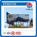 Quente Vender ! PVC digital banner impressao 610gsm (18oz) 500*500 18*12