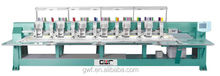 multiple coiling/taping type embroidery machine