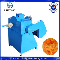 plastic/jute/cotton twine ball making machine