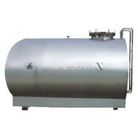 stainless steel truck milk tank