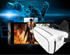 3D VR Headset, VR SHINECON 3D Glasses for 3.5-6 inch smart phones