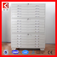 Movable File Cabinet Steel Office Cabinets Latest Metal/Steel Low Storage Box File Cabinet
