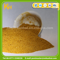 China hot sale yellow corn gluten meal feed for cattle