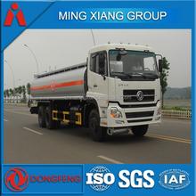 heavy duty oil tank truck fuel transport factory offer directly hot sale