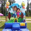 Hot Sale inflatable bouncer house for Kids