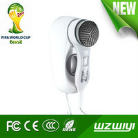 2014 wzwiyi HOT selling hair dryer factory magic hair dryer curler diffuser roller wind spin