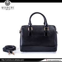 Wishche Laptop Marrakech Women Set 4 Real Leather Bags W2314