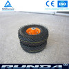 hand trolley use small and good quality pneumatic rubber wheel 410/350-4