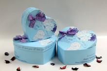 Cardboard paper treasure chest box made in Guangzhou China