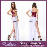 2014 Wholesale Fantasy Cosplay Gladiator Costumes Medieval Knight Costume For Adult