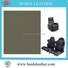Royal HJZZ embossed PVC Microfiber synthetic Leather for Automotive interior and car seat cover