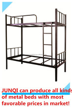Modern custom made steel bed(JQB-258)