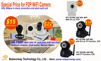 Home security CCTV Super MINI HD720P Function Network Smart P2P Wireless IP Camera