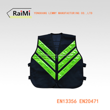 New design high visibility reflective safety cycling vest