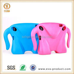 Kids Shockproof Cover Alibaba trade assurance cute rubber case for iPad mini