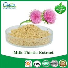 100% Natural Milk Thistle Extract