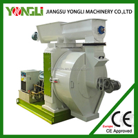 German technology CE approved wood sawdust pellet making machine price