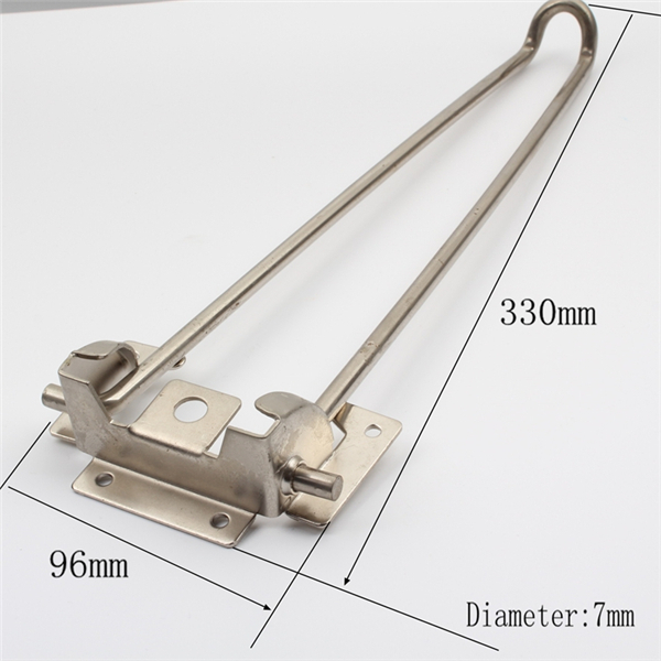 Wholesale Furniture Parts Telescopic Table Leg Steel Folding Table Legs